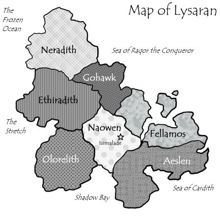 mapoflysaran